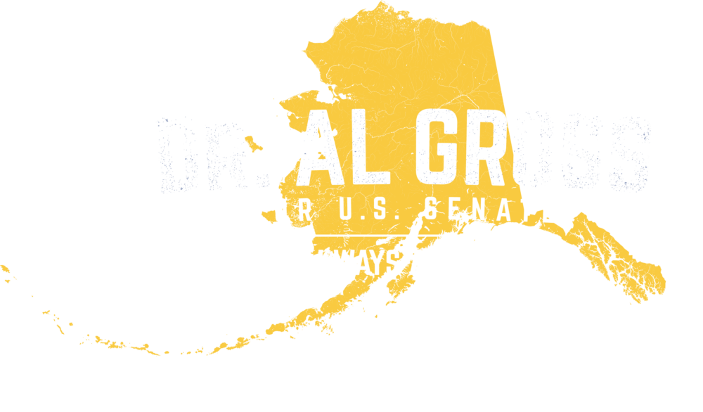 Dr. Al Gross for US Senate
